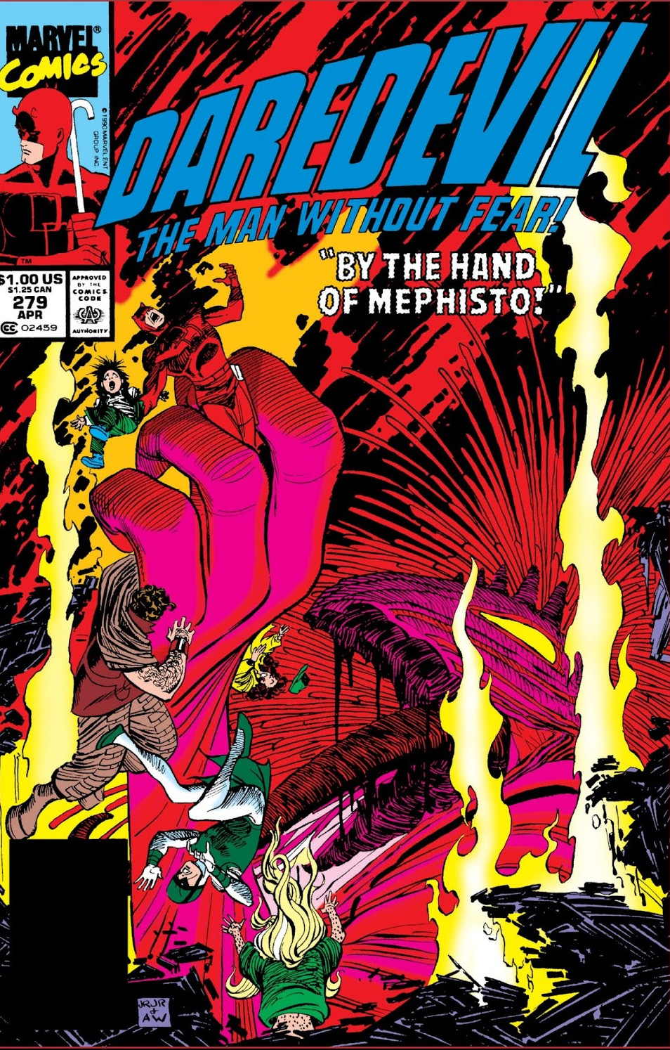 Daredevil Vol 1 279