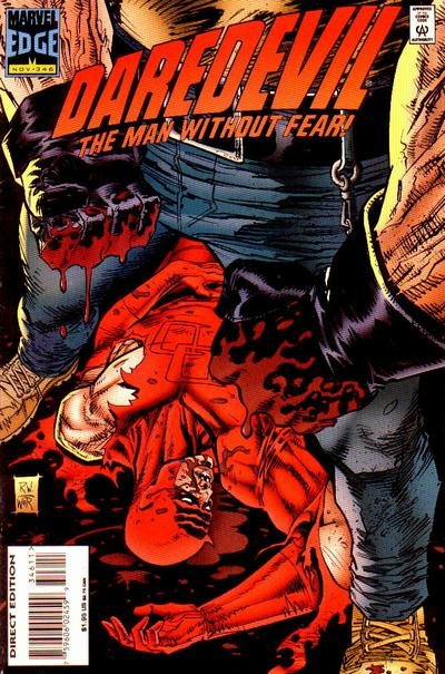 Daredevil Vol 1 346