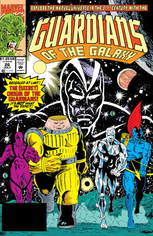 Guardians of the Galaxy Vol 1 26