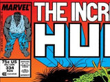 Incredible Hulk Vol 1 334