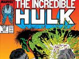 Incredible Hulk Vol 1 334