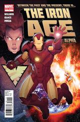Iron Age: Alpha Vol 1 1