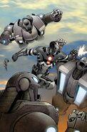 Iron Man 2.0 Vol 1 8 Textless