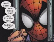 James Howlett (Earth-1610) from Ultimate Spider-Man Vol 1 67 001