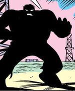 Kaa (Earth-616) from Incredible Hulk Vol 1 184 0001
