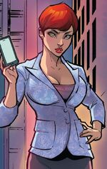 Marley Jane Watson (Warp World) (Earth-616) from Infinity Wars Arachknight Vol 1 2 001