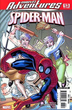 Marvel Adventures Spider-Man Vol 1 13