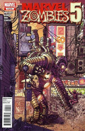 Marvel Zombies 5 Vol 1 4