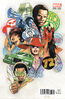 Mighty Avengers Vol 2 10 Land Variant