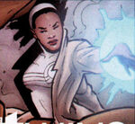 Monica Rambeau (Earth-2149) from Marvel Zombies Vs Army of Darkness 0001