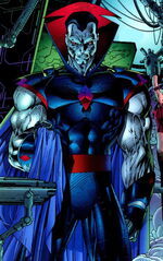 Nathaniel Essex (Earth-7642) from WildC.A.T.s X-Men Vol 1 The Silver Age 001