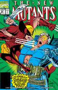 New Mutants Vol 1 93