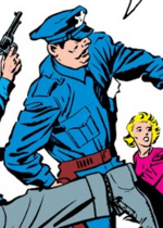 Pete (Central City) (Earth-616) from Fantastic Four Vol 1 1 0001