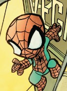 Peter Parker (Earth-71912) from Web Warriors Vol 1 1 0001