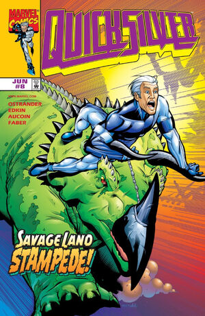 Quicksilver Vol 1 8