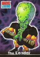 Samuel Sterns (Earth-616) from Marvel Legends (Trading Cards) 0001