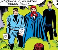 Satan Squad (Earth-616) from Machine Man Vol 1 16 001