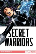 Secret Warriors Vol 1 9 Textless