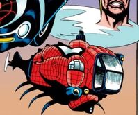 Spider-Copter from Amazing Spider-Man Vol 1 439 001