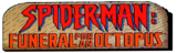 Spider-Man Funeral for an Octopus Vol 1 Logo