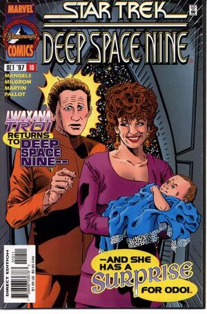 Star Trek Deep Space Nine Vol 1 10
