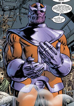 Thanos (Earth-9997) from Universe X Vol 1 3 0001