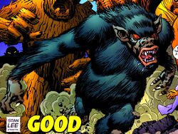 Tragg (Earth-616) from Marvel Monsters Monsters on the Prowl Vol 1 1 0001