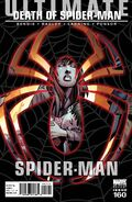 Ultimate Spider-Man Vol 1 160 Second Printing Variant