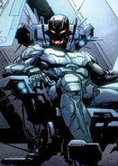 Ultron (Earth-616) from Avengers Rage of Ultron Vol 1 1 002