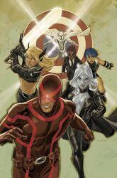 Uncanny X-Men Vol 3 3 Noto Variant Textless