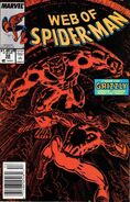 Web of Spider-Man Vol 1 58