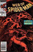 Web of Spider-Man Vol 1 58
