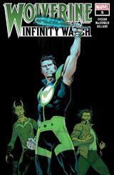 Wolverine: Infinity Watch Vol 1 5