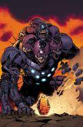 X-Men '92 Vol 1 4 Textless
