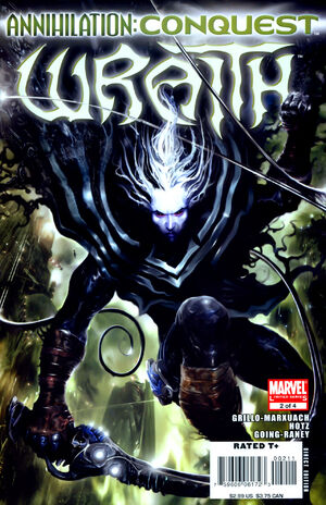 Annihilation Conquest - Wraith Vol 1 2