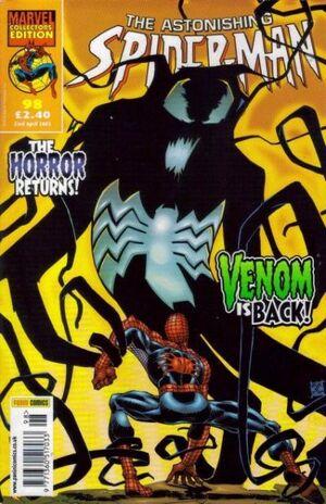 Astonishing Spider-Man Vol 1 98