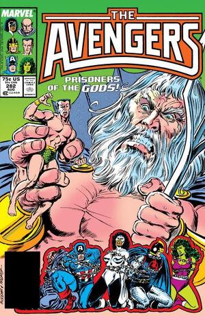 Avengers Vol 1 282
