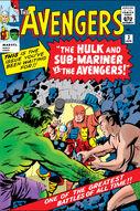 Avengers Vol 1 3