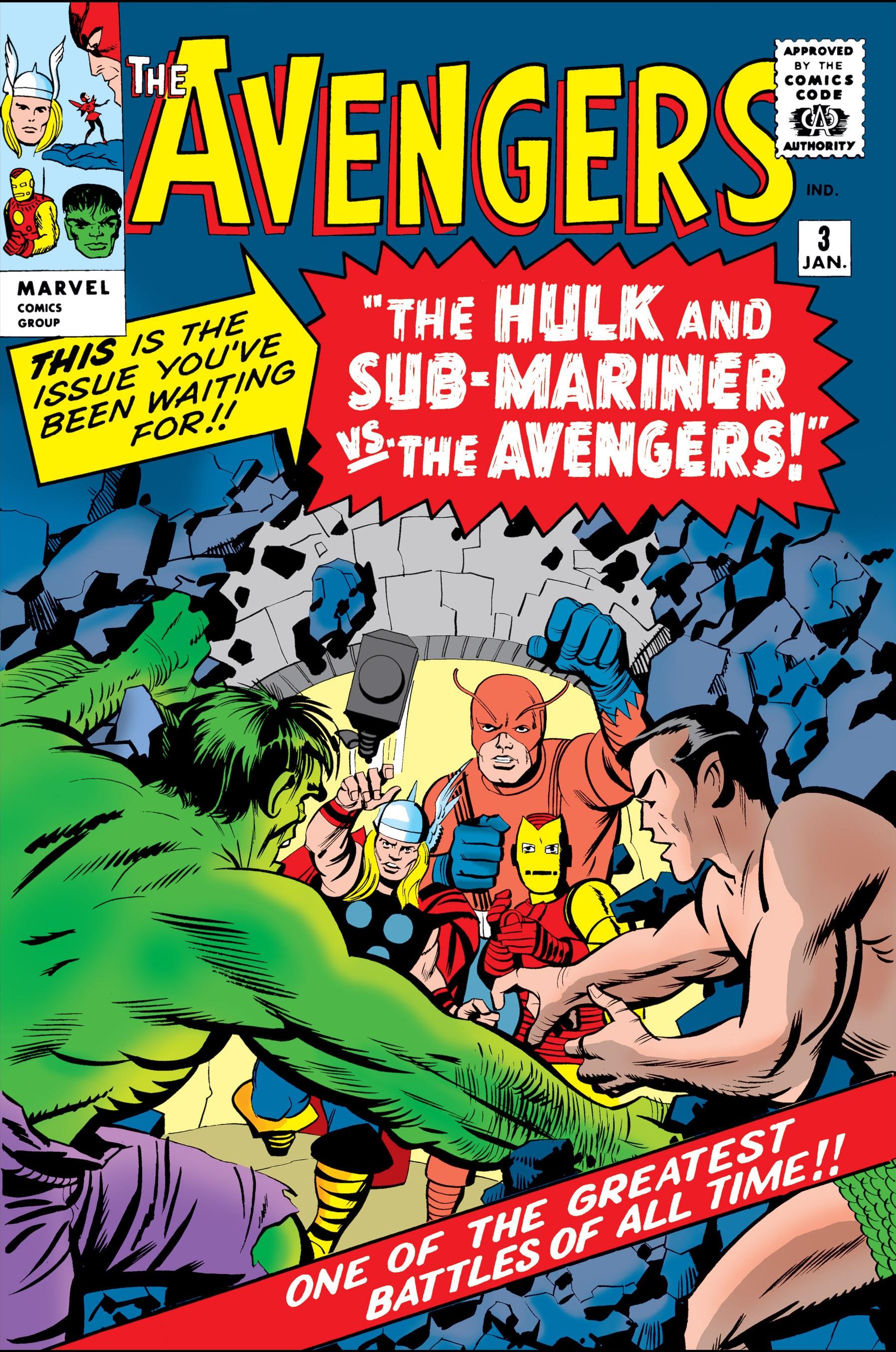 marvel avengers 3