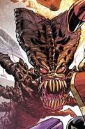 Brood (Race) from Avengers Vol 5 42