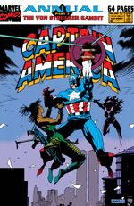 Captain America Annual Vol 1 10
