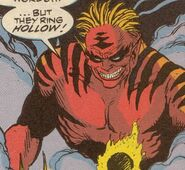 D'Kay (Earth-616) from Marvel Comics Presents Vol 1 117 0002