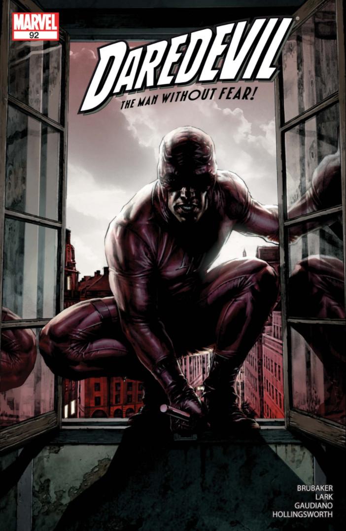Marvel T-Shirt Daredevil Originale Comics Serie TV The Man Without Fear!