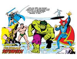 Defenders (Earth-616) from Defenders Vol 1 6 0001