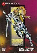 Gaveedra Seven (Mojoverse) from Marvel Universe Cards Series III 0001