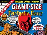 Giant-Size Fantastic Four Vol 1 2