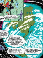 Haven (Planet) from Guardians of the Galaxy Vol 1 8 0001