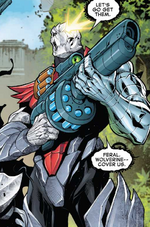 Hive (Poisons) (Earth-17952) Members-Poison Cable from Venomized Vol 1 1 001