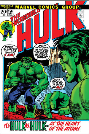 Incredible Hulk Vol 1 156