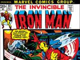 Iron Man Vol 1 51
